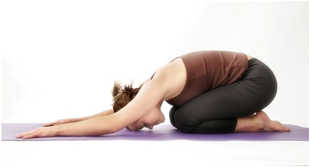 HOW TO RELIEVE STRESS THROUGH YOGA